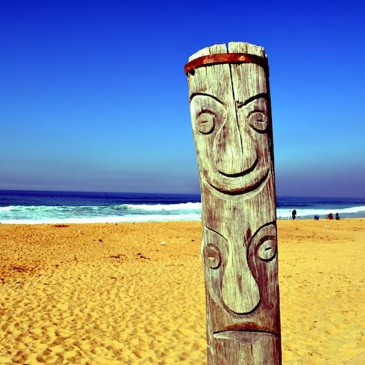 Stanwell Park Totem Pole