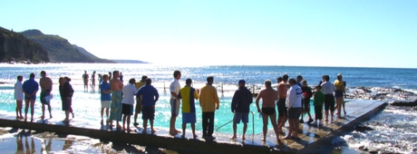Coalcliff Winter Swim Club